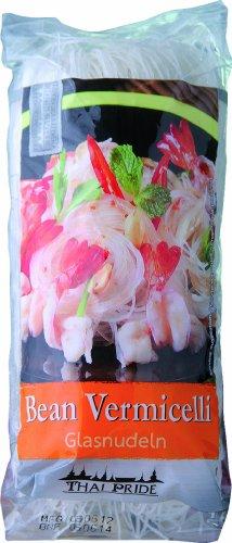 Thai Pride Glasnudeln, Mungobohnen, Vermicelli, 2er Pack (2 x 500 g)