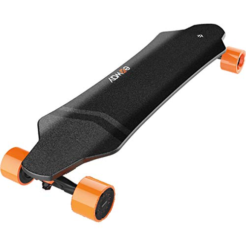 Exway X1 Professional Electric Skateboard Surface Waterproof Dust-Proof Anti-Collision 4 Speed Change Professional Longboard Bridge High Resilient Wheels