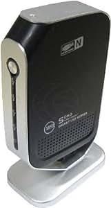 Cablematic - Servidor IP de USB de 4 puertos 1000Mbps Gigabyte