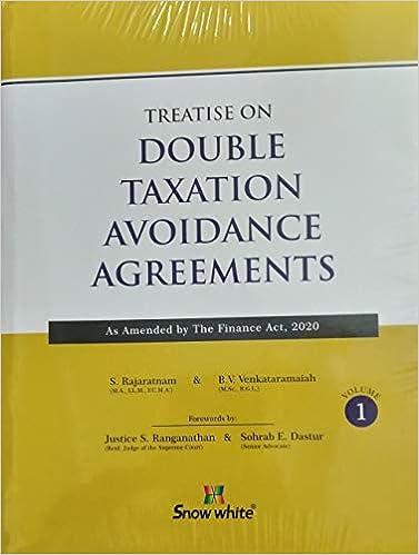 Treatise on Double Taxation Avoidance Agreements