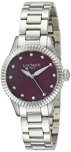 LOCMAN watch ISOLA D'ELBA Lady 0465A16A-00CHNKB0 Ladies