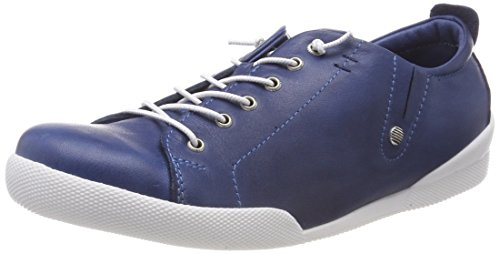 Comptes Andrea 0345724 Sneaker Damen Blau (jeans)