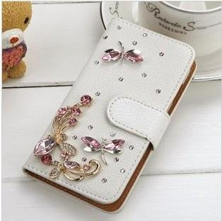 Oppo R821 Phone Case Mobile Phone Bags Diamond Drill Shell