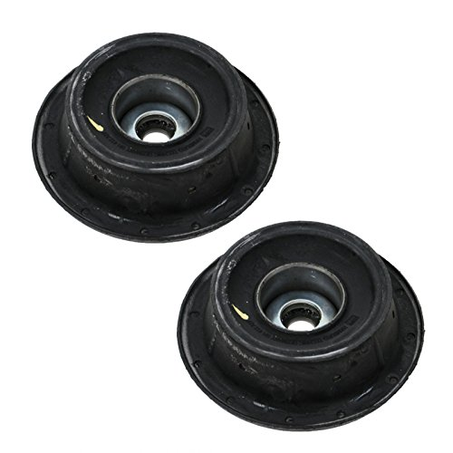 Front Strut Mounts & Bearing Kits Set of 2 Pair For VW Golf Jetta Corrado Passat