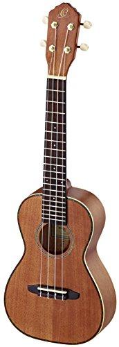 Ortega Guitars RU11L RU Series Left Handed Concert Ukulele with