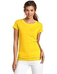 Dickies Juniors' Solid Short-Sleeve Crew-Neck T-Shirt