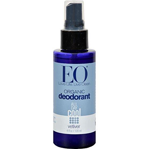 Products Organic Deodorant Spray Vetiver