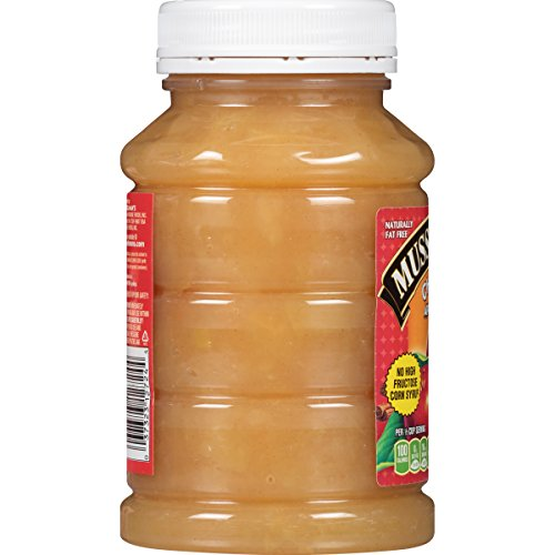 Musselman's Chunky Apple Sauce Plastic Jars, 24 Ounce (Pack of 12) by Musselmans (Image #6)