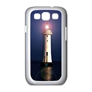 Lighthouse Unique Design Cover Case for Samsung Galaxy S3 I9300,custom case cover ygtg544464
