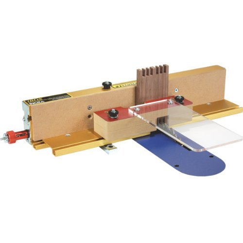 INCRA I-BOX Jig for Box Joints (Dovetail A-drawer Dvd)