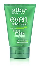 Deep Sea Facial Mask Alba Botanica Mask Unisex 4 oz