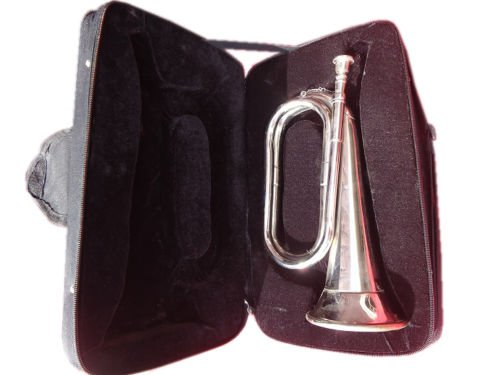 nickle plated trumpet - 6