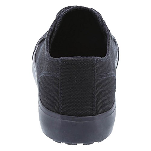 Slip safeTstep Kick Resistant Canvas Black Canvas Women's Oxford S88dqxwrOF