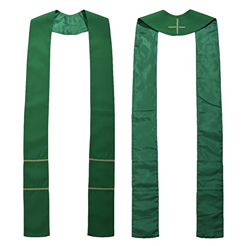 Chasuble Stole - BLESSUME Church Pastor Mass Stole
