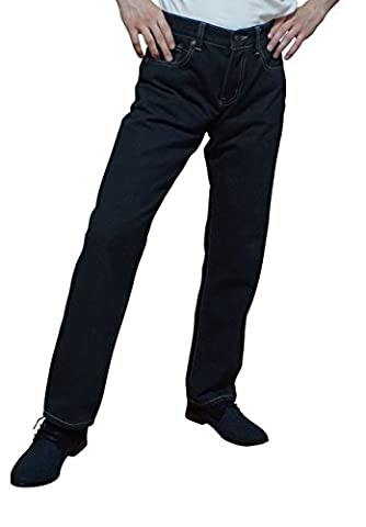 Big Joe Men's Big & Tall Regular Straight Fit Jeans- Selection Of Pocket Designs(50W x - New Mens Southern Thread