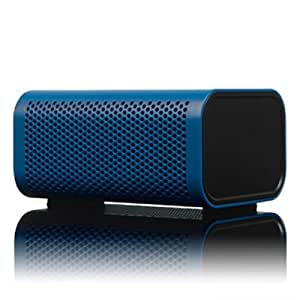 Braven 440 Water Resistant Portable Wireless Bluetooth Speaker with PowerBank (Blue)