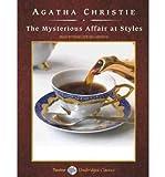 The Mysterious Affair at Styles (Hercule Poirot Mysteries (Audio)) (CD-Audio) - Common
