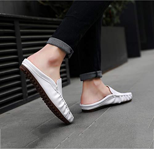 Slip Hombres Zapatos Nuevos b Zapatillas ons 2019 Los Y 39 Gfphfm Mocasines Cómodo Medio Individuales Casuales De RdxCzqz