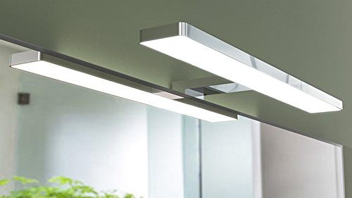 1 opinioni per LAMPADA luce a LED applique CM 38 faretto specchio arredo bagno LYBRA