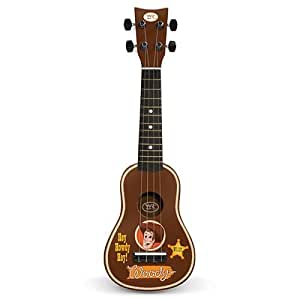 Toy Story Woody's Round Up Authentic Guitar