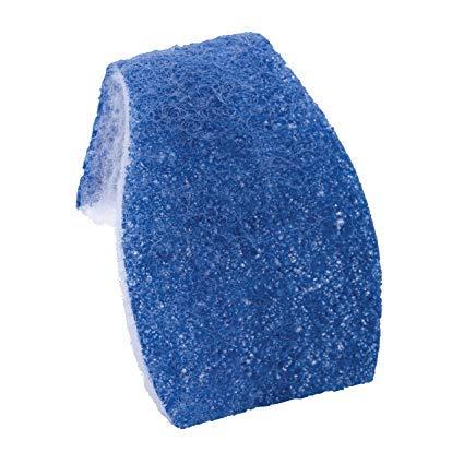 (Scotch-Brite Disposable Toilet Scrubber for Scotch-Brite Toilet Scrubber Cleaning System, 10-Disposable Scrubber Refills)