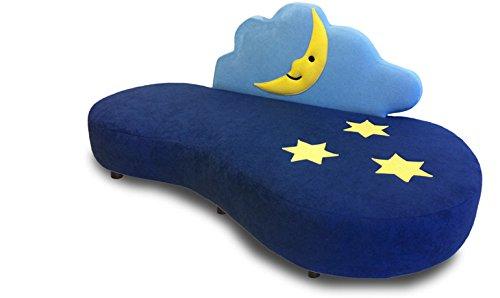 Couch für Kids Kinderzimmer Sternenhimmel Spielwiese Kuschelsofa KINIC