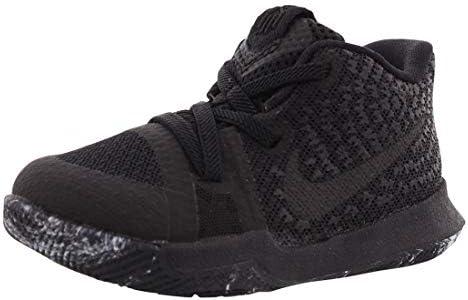 the latest d86b5 74c93 NIKE Kyrie 3 Marble Toddler Boys Shoe Black/Black/Black ...