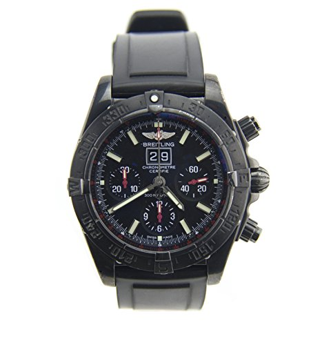 Breitling Blackbird automatic-self-wind mens Watch M44359 (Certified Pre-owned) by Breitling
