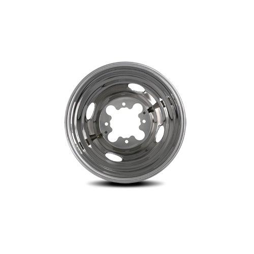 Pacific Dualies 29-3608 16'' Stainless Steel Wheel Simulator Rear Tag-Axle Kit for 2001-2007 Chevy GMC 3500 Truck 2003-2014 G30 Van RV Motorhome