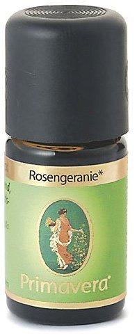 - Rose Geranium Oil 5mL (organic/biodynamic)
