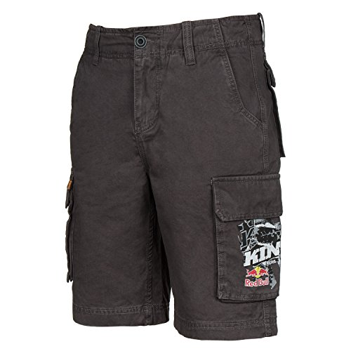 Kini Red Bull - Pantalón corto - para hombre gris