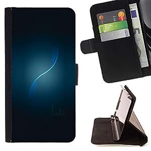 /Skull Market/ - BLUE SWIL For Apple Iphone 6 PLUS 5.5 - Caja de la carpeta del tir???¡¯???€????€???????????&AE