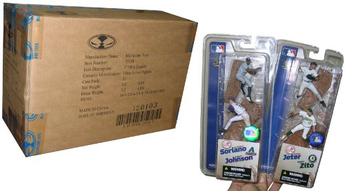 McFarlane Toys MLB Sport Picks MLB Multiple Players, Team Colors, One Size ()