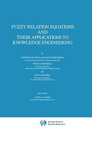 Fuzzy Relation Equations and Their Applications to Knowledge Engineering (Theory and Decision Library D:) by Brand: Springer