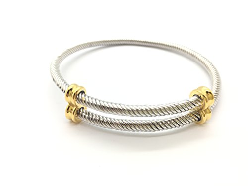 AZIEL 925 Sterling Silver and Natural La - David Yurman Sterling Silver Cable Bracelet Shopping Results