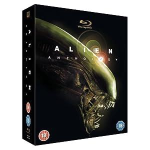 Alien Anthology [Blu ray] (Alien I bis IV) nur 24,18€ inkl. Versand