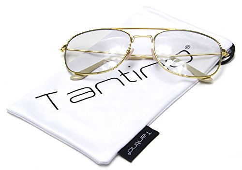 Transition Lens Sunglasses - Tantino® Gold Metal Aviator Photocromic Transition Glasses Sunglasses Retro Vintage Fashion …