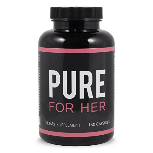 Pure for Her - Fiber and Weight Management Supplement (160 Capsules)