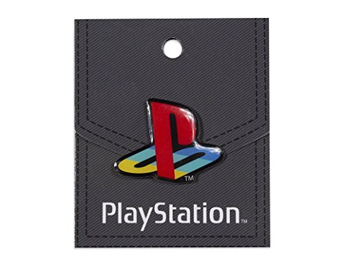 Ripple Junction Playstation Logo Enamel Pin (Logo Pin Enamel)