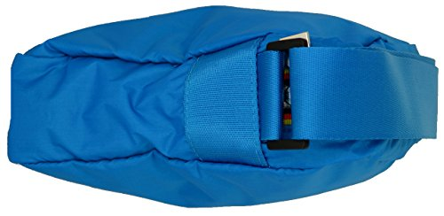 Borsa Borsello Uomo Donna Tracolla K-Way Bag Men Woman K.Pocket Small Ammo K1334 Turquoise
