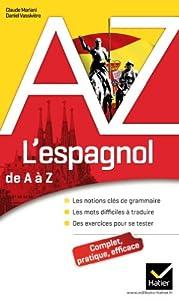 """Afficher """"Pratique de l'espagnol de A à Z"""""""