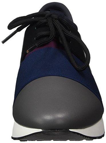 Pollini W.Sneakers, Scarpe da Ginnastica Basse Donna Multicolore