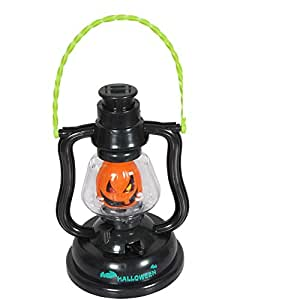 Site layout for Halloween props/ horror music ghost light/Portable light kerosene lamps-D