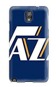 3022903K479327058 utah jazz nba basketball (5) NBA Sports & Colleges colorful Note 3 cases