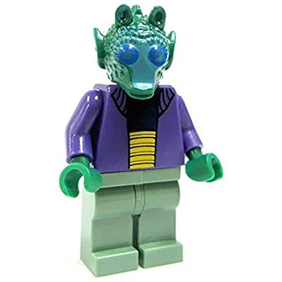 LEGO Star Wars LOOSE Mini Figure Senator Onaconda Farr: Toys & Games