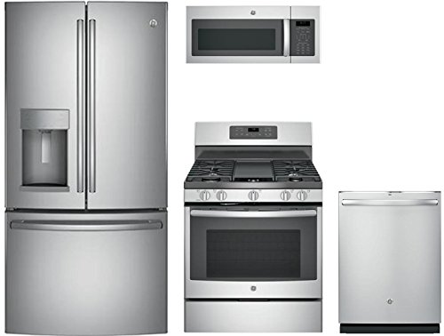 GE Kitchen Package: GFD28GSLSS