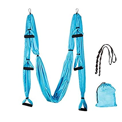 Amazon.com : HealthClub Aerial Yoga Swing Ultra Strong ...