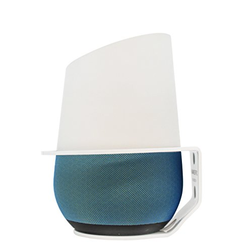HumanCentric Google Home Mount (White) | Custom Wall Mount for the Google Home