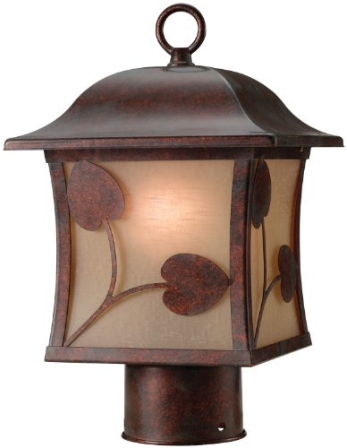 Lantern Bronze Royal (Hardware House H10-3602 Madison Outdoor Fixture Post Light, Royal Bronze)