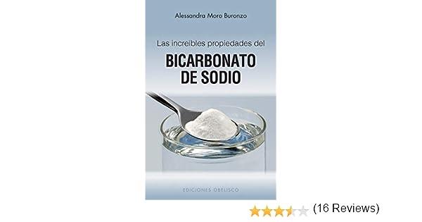 Bicarbonato de Sodio (B) (SALUD Y VIDA NATURAL): Amazon.es ...